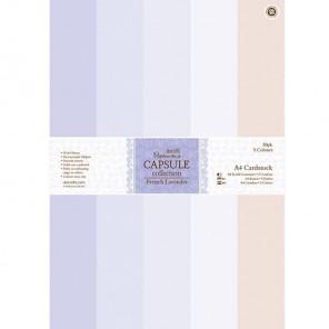French Lavender Набор бумаги A4 для скрапбукинга, кардмейкинга Docrafts