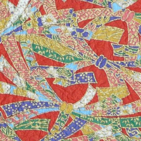 Фрагмент Ленты Бумага ручной работы Васи