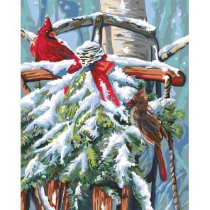 Наследие Раскраска картина по номерам акриловыми красками Plaid
