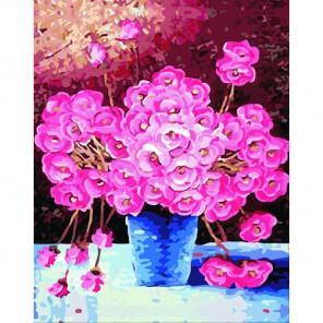 Миллион алых роз Раскраска по номерам акриловыми красками на холсте Menglei