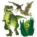 Динозавры Стикеры для скрапбукинга, кардмейкинга Ek Success