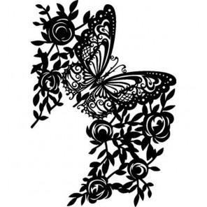 Бабочка Трафарет-маска Pronty