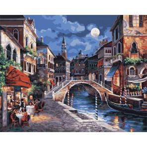 Венеция Алмазная вышивка (мозаика) Color Kit