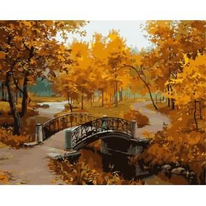 Осенняя поэзия Алмазная вышивка (мозаика) Color Kit
