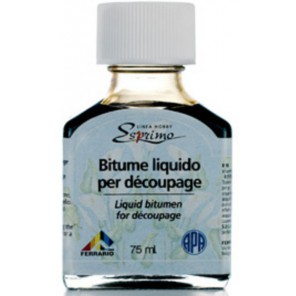 Битум жидкий для декупажа Esprimo Ferrario (Феррарио)