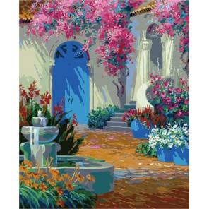 Гавань безмятежности ( художник Микки Сенкарик ) Раскраска (картина) по номерам акриловыми красками на холсте Menglei