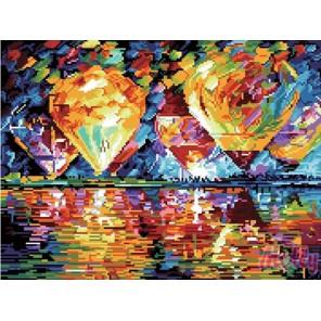 Ночное путешествие Алмазная вышивка (мозаика) Molly