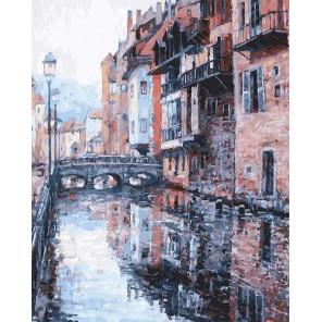 Анси Раскраска ( картина ) по номерам акриловыми красками на холсте Белоснежка