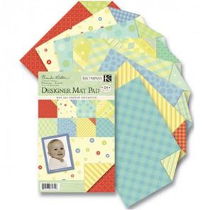 Чудо-малыш Набор бумаги для скрапбукинга K&Company