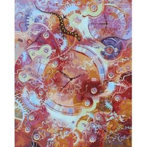 Пески времени Раскраска ( картина ) по номерам акриловыми красками на холсте Белоснежка