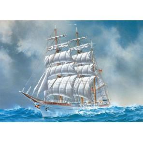 Корабль Алмазная вышивка (мозаика) Гранни