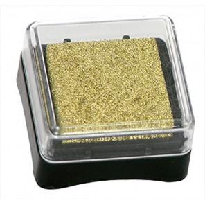 Золото Штемпельная подушечка Inc Pads mini (чернила на масляной основе) Heyda