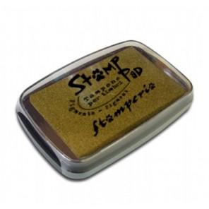 Золотистая Штемпельная подушечка Stamperia