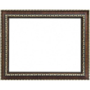 Donna (темно коричневый) Рамка багетная универсальная для картины