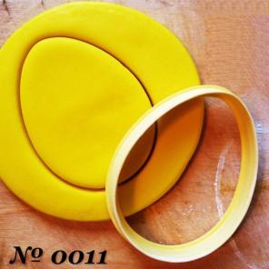 Выберите размер Яйцо Форма для вырезания печенья и пряников