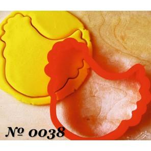 Выберите размер Курочка Форма для вырезания печенья и пряников | Формочки купить