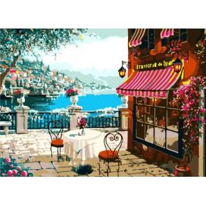 Воспоминание о Белладжио Раскраска по номерам акриловыми красками на холсте Menglei