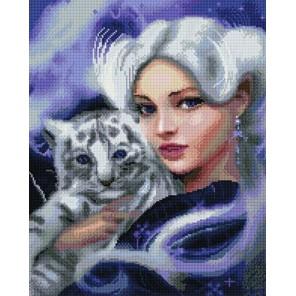Трогательная дружба Алмазная вышивка (мозаика) Molly