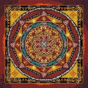 Путь мудрости Алмазная вышивка мозаика на подрамнике Белоснежка