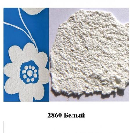 2860 Белый Фактурная краска FolkArt Plaid