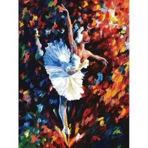 Танец души Раскраска картина по номерам акриловыми красками на холсте Белоснежка