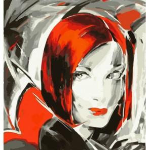 Маргарита Картина - открытка по номерам акриловыми красками Color Kit    Картины по номерам купить