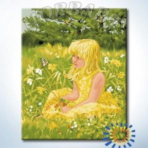 На поляне Раскраска картина по номерам акриловыми красками на холсте Hobbart
