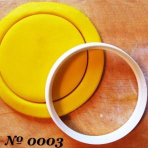 Круг Форма для вырезания печенья и пряников