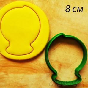 Глобус Форма для вырезания печенья и пряников