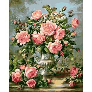 Чудное мгновенье веселого и грустного А. Вильямса Картина по номерам акриловыми красками на холсте   Купить картину по номерам