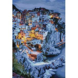 Старый город Алмазная мозаика вышивка Гранни | Алмазная мозаика купить