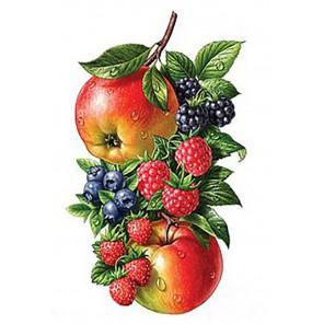 Плоды лета Алмазная мозаика вышивка Гранни