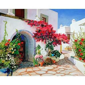 На Кипре Алмазная мозаика вышивка Гранни | Алмазная мозаика купить