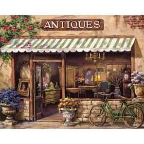 Антикварная лавка Алмазная мозаика вышивка Гранни | Алмазная мозаика купить