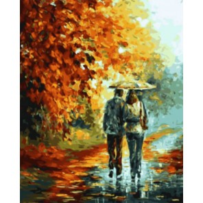 Вдвоем Раскраска картина по номерам акриловыми красками на холсте | Картина по номерам купить
