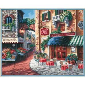 Вкус Италии 91320 Раскраска по номерам акриловыми красками Dimensions