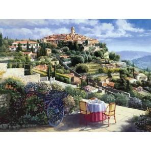 626-AB Французский завтрак Раскраска картина по номерам акриловыми красками на холсте Белоснежка