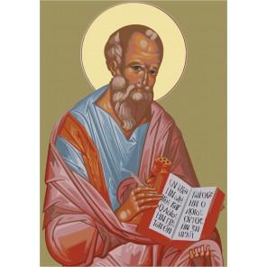 ME1039 Святой Апостол и Евангелист Иоан Богослов Раскраска по номерам акриловыми красками на холсте Menglei