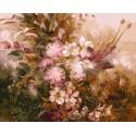 Райские птички Раскраска картина по номерам акриловыми красками на холсте