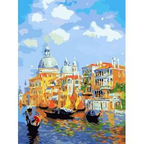 Гранд-канал Раскраска картина по номерам акриловыми красками на холсте Белоснежка