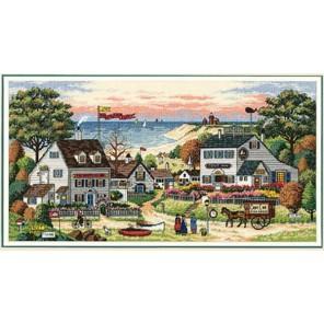 Уютная гавань 03896 Набор для вышивания Dimensions ( Дименшенс )