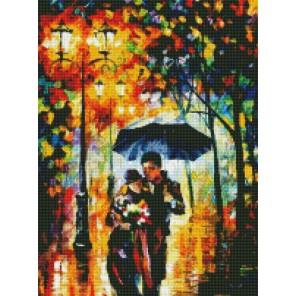 Вдвоем с любимым (Леонид Афремов) Алмазная мозаика на подрамнике