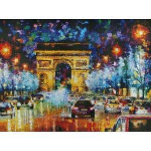 Триумфальная арка Алмазная мозаика на подрамнике