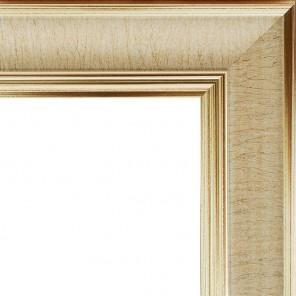 Stella (золотой) Рамка багетная универсальная для картины