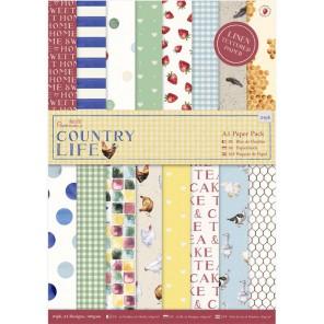 Country Life А5 Набор бумаги для скрапбукинга, кардмейкинга Docrafts