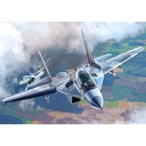 Самолёт МИГ-29 Пазлы Castorland
