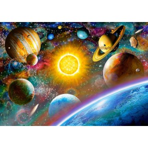 Открытый космос Пазлы Castorland