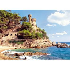 Замок Lloret de Mar, Испания Пазлы Castorland