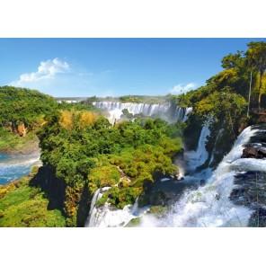 Водопад, Аргентина Пазлы Castorland