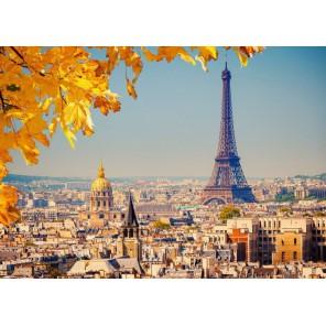 Осень в Париже Пазлы Castorland
